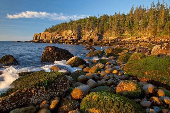 Balade Amusante Dans L'État Du Maine USA...