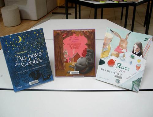 Nouveautés : albums et contes
