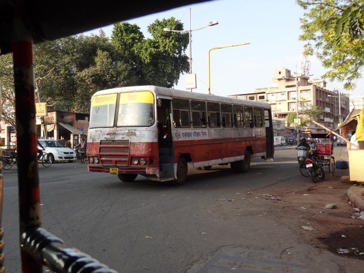 Transports en commun...Jaïpur...