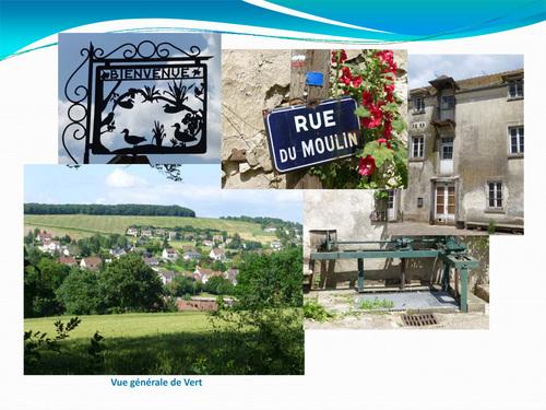 Randonnée dans la vallée de Vaucouleurs