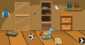Jouer à Genie Kids room escape 2