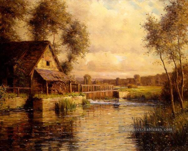 Peintures de : LouisAston Knight