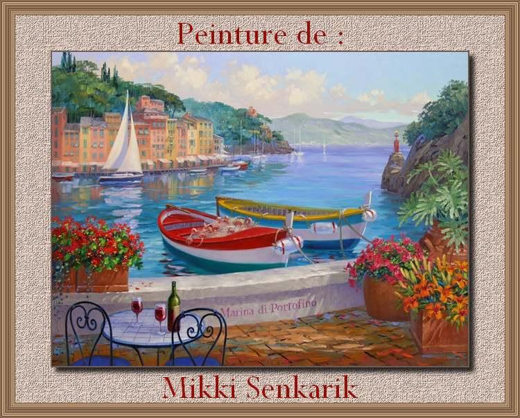 Peinture de : Mikki