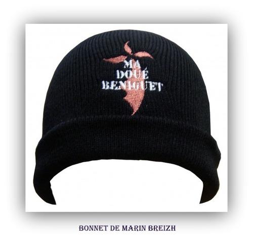 la mer suite ..bonnet de marin breizh