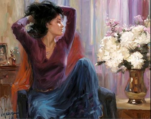 Peinture de Wladimir Kust
