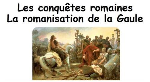 L'Antiquité : Les gallo romains