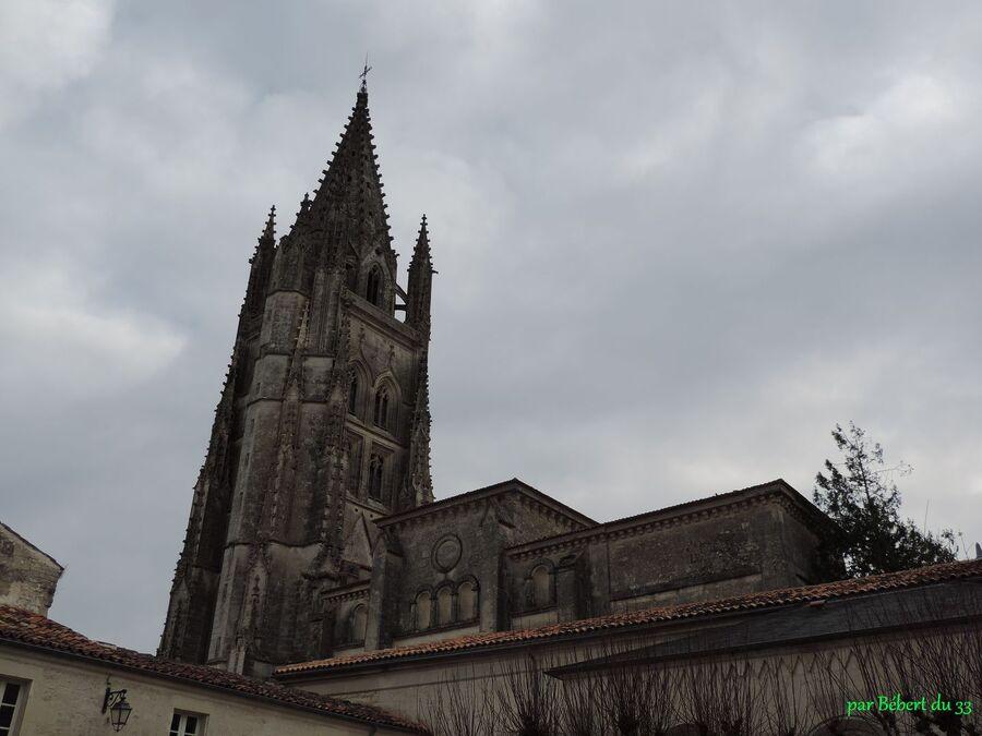 Basilique Saint Eutrope de Saintes