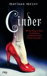 Chroniques Lunaires, tome 1 : Cinder de Marissa Meyer