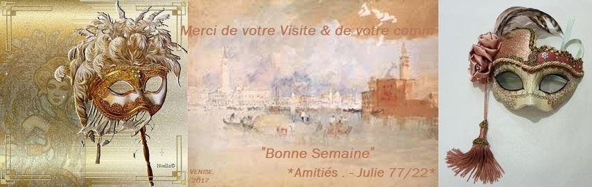 ** LE CARNAVAL de VENISE >> suite & Fin **