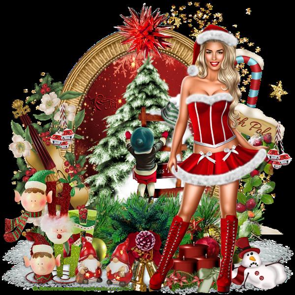 Mère Noel 1