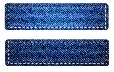 Déco en jeans
