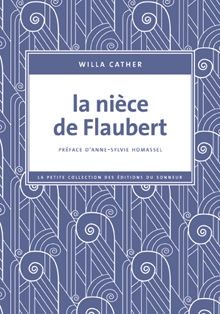 La nièce de Flaubert by Willa Cather