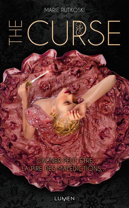 #TheCurse, premier volume d'une trilogie signée Marie Rutkoski, bientôt en librairie  @LumenEditions