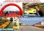 SANJIANG CASIC: nouvelle livraison de son 220 tonnes.