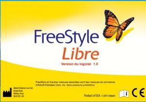 Logiciel FreeStyle Libre