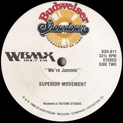 Superior Movement - We're Jammin'