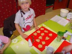 Atelier cuisine : les cookies au kind...
