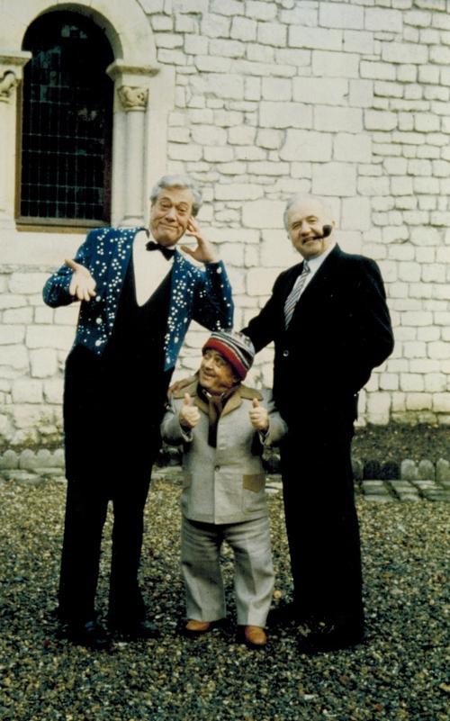 séance photos à Ermenonville par Michel Bruneau avec Roger Lanzac