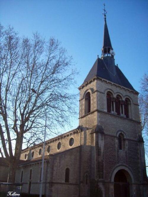 Eglise St Chantale (la où s'est marié une de mes filles)