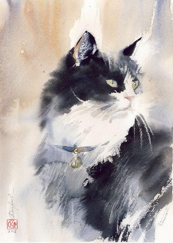 Les Chats Dans l\'Art Braden Duncan - *Chez Bidulee*