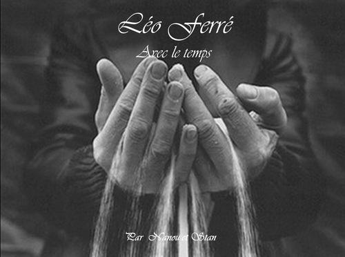 FERRÉ, Léo - Avec le Temps  (Chansons françaises)