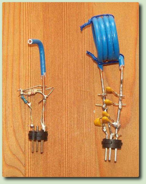 Trois récepteurs superhétérodynes par Olivier F5LVG