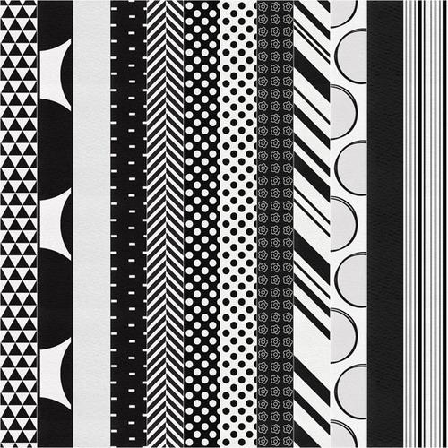 Simply Black and White par LéaUgoScrap