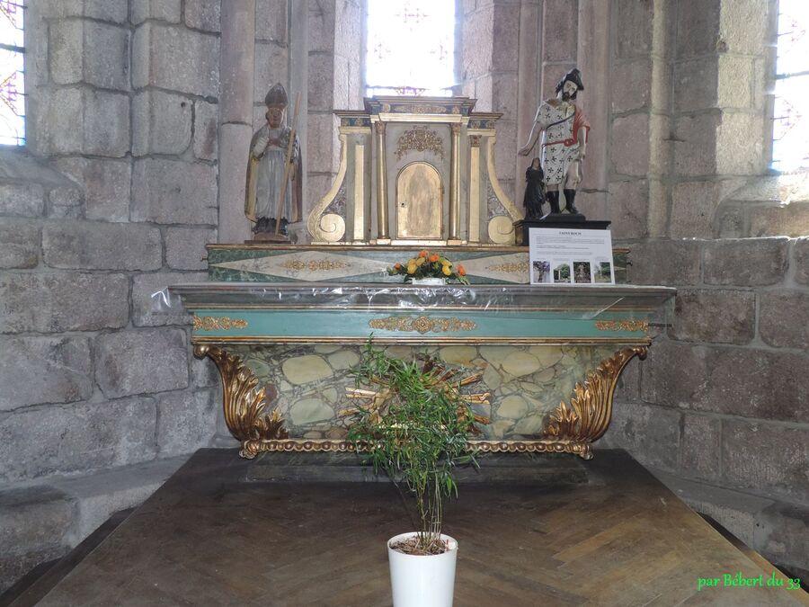 Meymac dans le 19 , la Corrèze