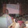 Burkina Bomborokuy Séance de cinéma