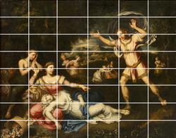 Acquisition du tableau Orphée et Eurydice