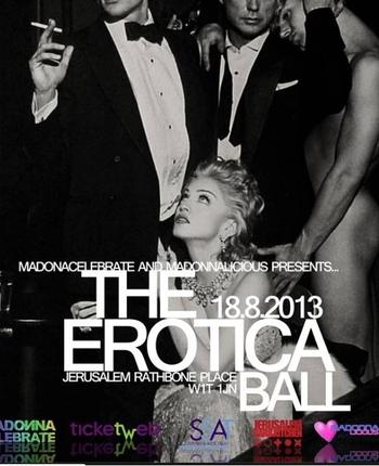 the erotica ball