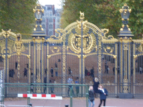 Angleterre,  Londres, Buckingham Palace