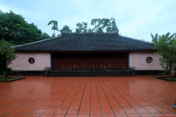 La pagode de la Dame céleste, Chùa Thiên Mụ