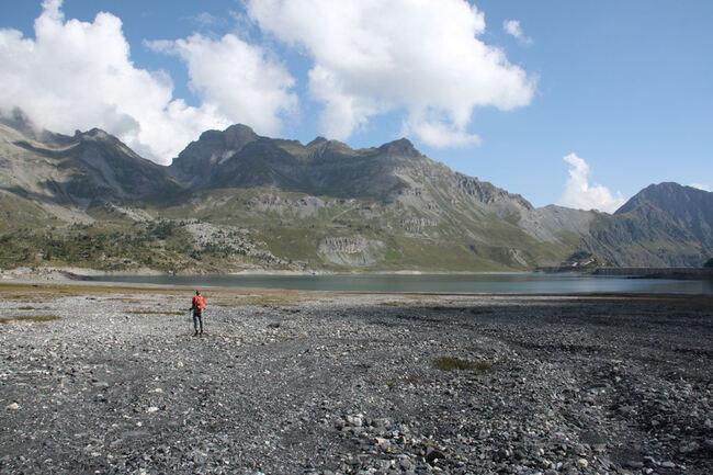 Tour du Lac de Salanfe
