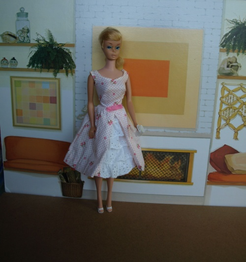 Vintage Barbie : Garden Party
