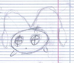 Les dessins faits en cours