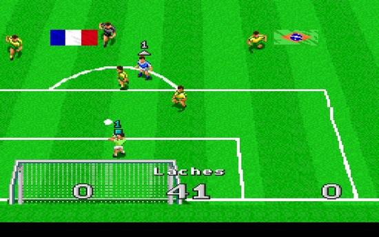 Virtual Soccers s