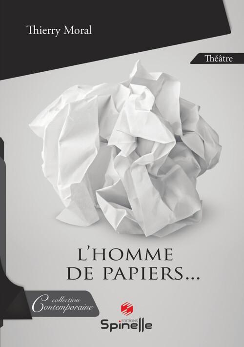 L'homme de Papiers sur Babelio