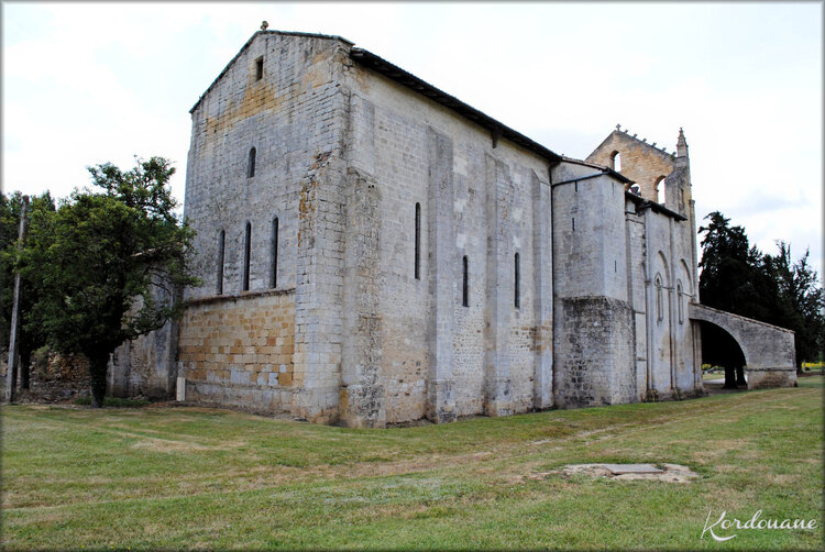 Photo de l'Abbaye Saint Maurice de Blasimon