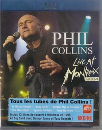 [Test Blu-ray] Phil Collins - Live at Montreux 2004