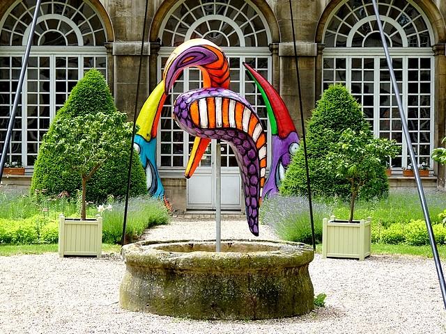 Gary Peintre Sculteur 1 Marc de Metz 2012