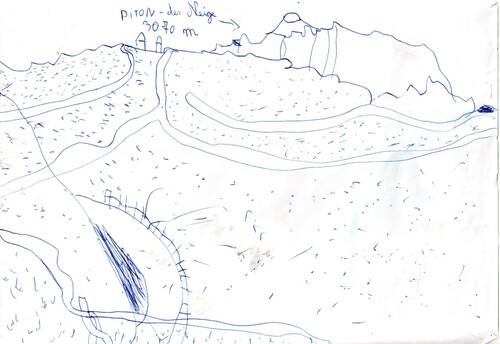 Piton des Neiges, forêts de Bébour