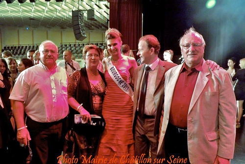 Miss Côte d'Or, Elodie Paillardin, est devenue Miss Bourgogne !