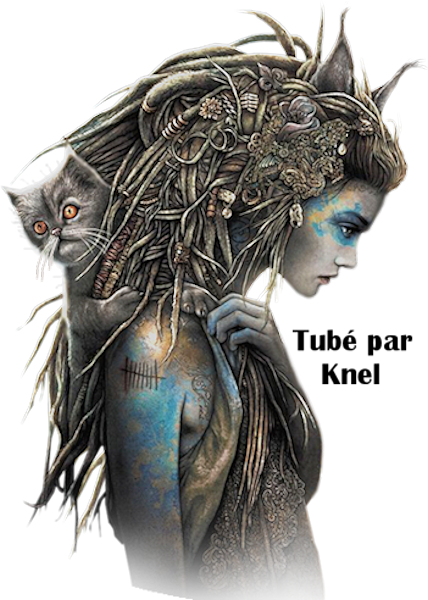 """The woman and the Cat"""""