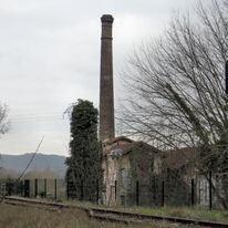 21 janvier: les berges de la Drôme