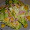 salade jambon ananas