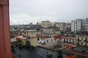 Cuba-La Havane(53) vue depuis l'hotel Ambos Mundos