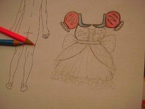 La robe de fée