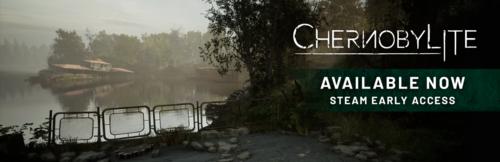 BIG NEWS : Chernobylite en accès anticipé*