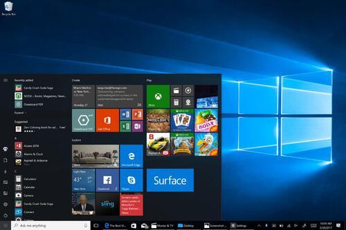 Bon plan : Windows 10 Familial à 37,90 €